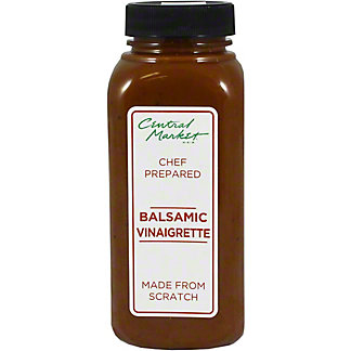 Central Market Balsamic Vinaigrette, 8 Oz