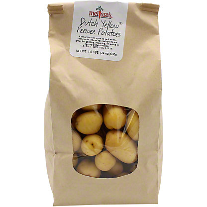 Fresh Dutch Peewee Potatoes, ea