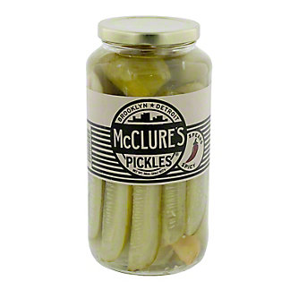 McClure's Spicy Dill Spears, 32 oz