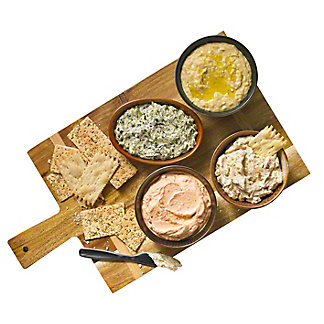 Central Market Dip Sampler, Serves 10-15
