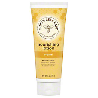 Burt's Bees Baby Bee Original Nourishing Lotion, 6 OZ