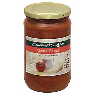 Central Market Taste of Italy Vodka Pasta Sauce, 24 oz