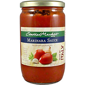Central Market Marinara Sauce, 24 oz