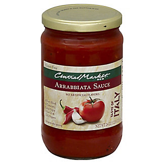 Central Market Arrabbiata Sauce, 24 oz