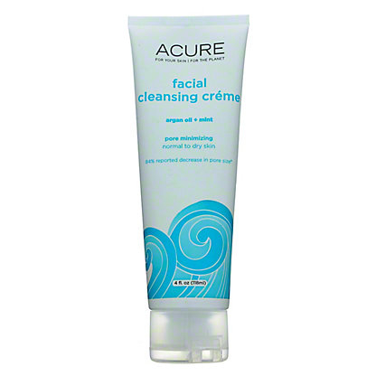 Acure Facial Cleansing Creme,4 OZ