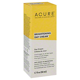 Acure Day Cream, 1.75 oz