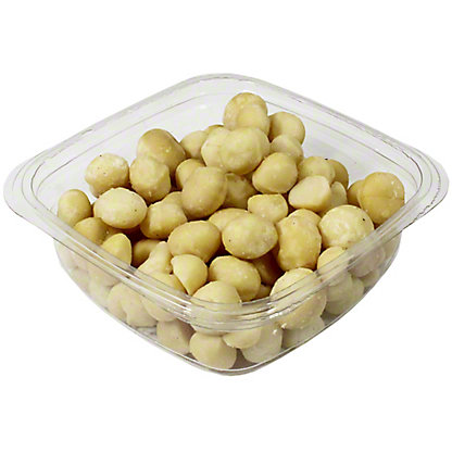 Bulk Out of Africa Roasted Salted Macadamias, Sold by the pound
