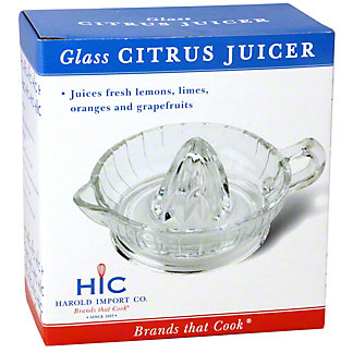 Harold Imports Glass Juicer, ea