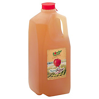 Fowler Farms SweeTango Apple Cider 1/2 Gallon,EA