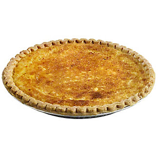 Central Market Lemon Chess Pie 10 Inch, 35 oz