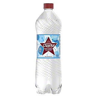 Ozarka Sparkling Natural Spring Water,1 LTR