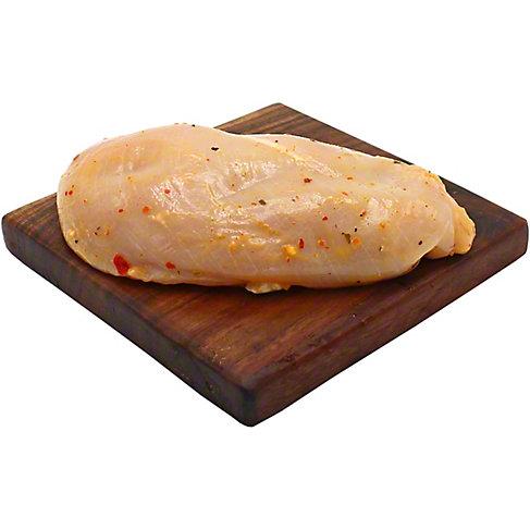 Central Market Orange Honey Habanero Marinated Chicken Breast