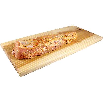 Central Market Orange Honey Habanero Marinated Pork Tenderloin,LB