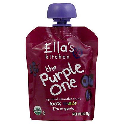 Ella's Kitchen The Purple One,3.0 OZ
