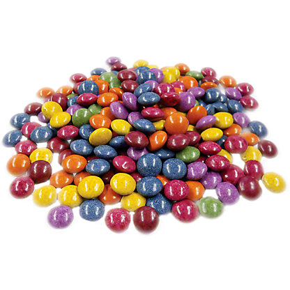 SunRidge Farms Milk Chocolate Rainbow Drops,sold by the pound