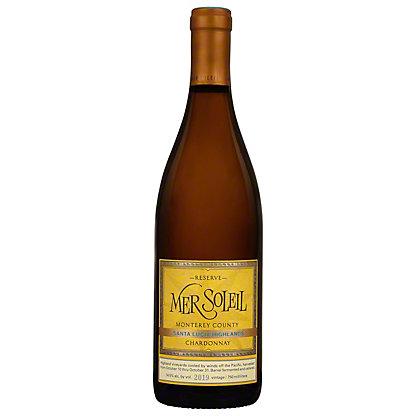 Mer Soleil Barrel Fermented Chardonnay,750 mL