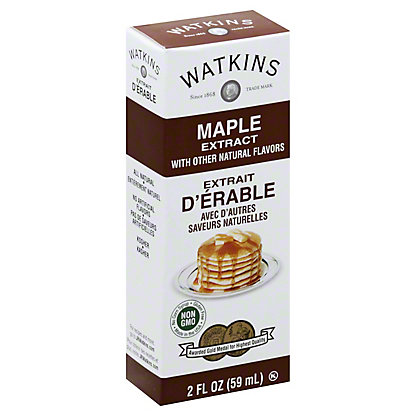 Watkins Imitation Maple Extract, 2 oz