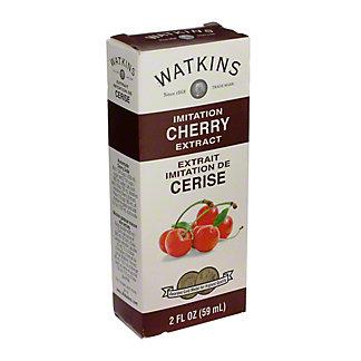Watkins Imitation Extract Cherry, 2 oz