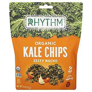Rhythm Superfoods Zesty Nacho Kale Chips, 2 oz