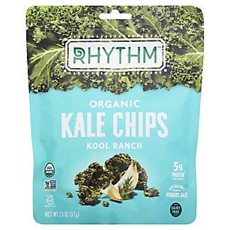 Rhythm Superfoods Kool Ranch Kale Chips, 2 oz