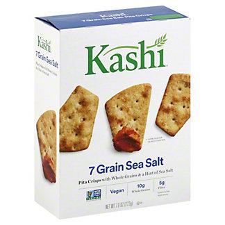 Kashi TLC Original 7 Grain with Sea Salt Pita Crisps, 7.90 oz
