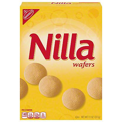 Nabisco Nilla Wafers, 11 oz