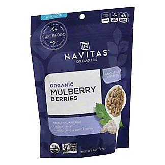Navitas Naturals Organic Mulberry Berries,8 OZ
