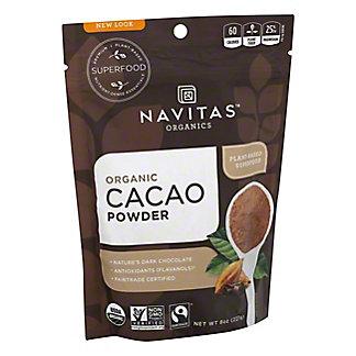 Navitas Naturals Organic Cacao Powder, 8 OZ
