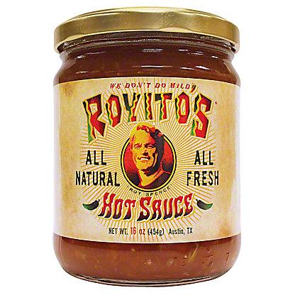 Royito's Hot Sauce, 16 OZ