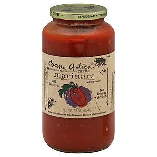 Cucina Antica Garlic Marinara Sauce,32 OZ