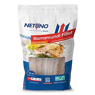 Australis Skinless Barramundi Fillet, 12 oz
