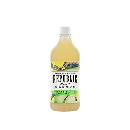 Republic Classic Lime Spirit Blends, 32 oz