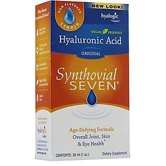 Hyalogic Synthovial Seven Oral Hyaluronic Acid, 1 oz