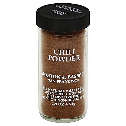 Morton & Bassett Chili Powder,1.9 OZ