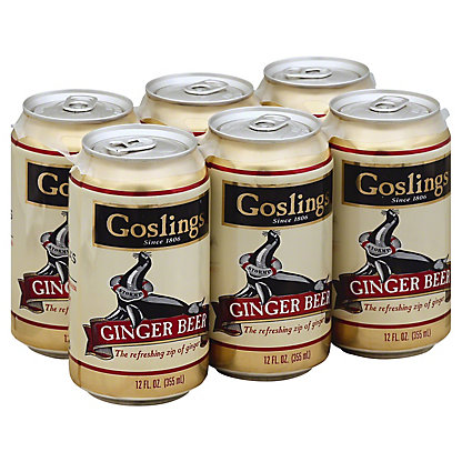 Gosling's Stormy Ginger Beer,12 OZ