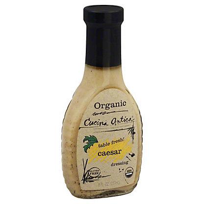 Cucina Antica Organic Caesar Dressing,8 OZ