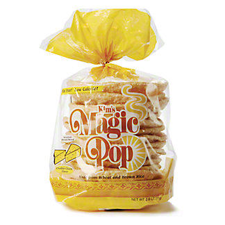 Kim's Magic Pop Cheddar Cheese Snack Cakes,15 CT