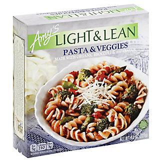 Amy's Light & Lean Pasta & Veggies, 8.00 oz