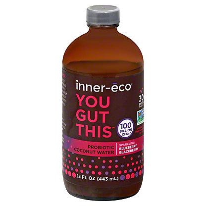 Inner Eco Dairy-Free ProbioticKefir Berry Flavor, 15 oz