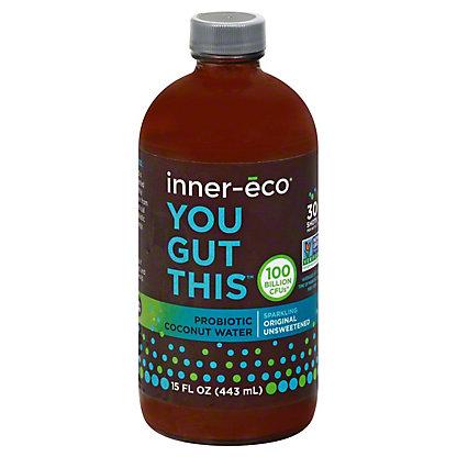 Inner Eco Original Dairy-Free Probiotic Kefir, 15 oz