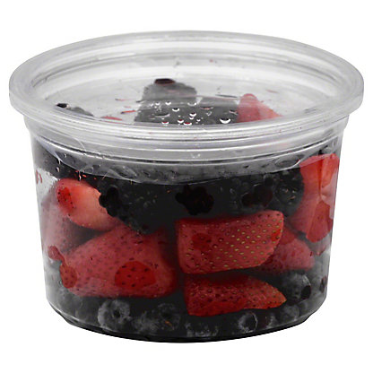 H-E-B Large Mixed Berries, 18 oz