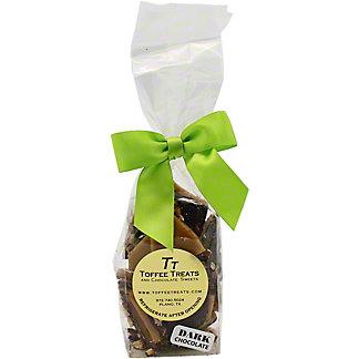 TOFFEE TREATS Dark Chocolate Almond, 0.25LB