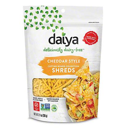 Daiya Cheddar Style Shreds Vegan Cheese, 8 oz
