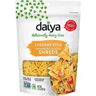 Daiya Cheddar Style Shreds Vegan Cheese, 8 oz