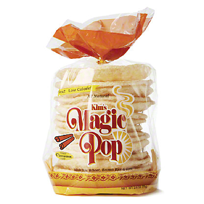 Kim's Magic Pop Cinnamon Snack Cakes,15 CT