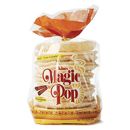Kim's Magic Pop Cinnamon Snack Cakes,15 CT