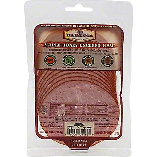 Dabecca Presliced Maple Honey Uncured Ham, 7 oz