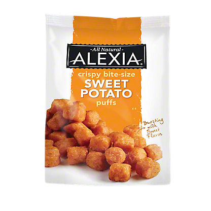 Alexia Alexia Sweet Potato Crispy Bite-Sized Puffs,20.00 oz