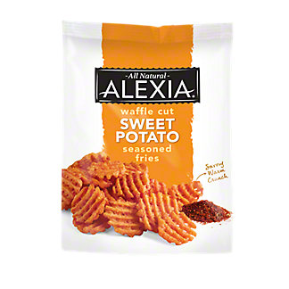 Alexia Alexia Sweet Potato Waffle Cut Seasoned Fries,20.00 oz