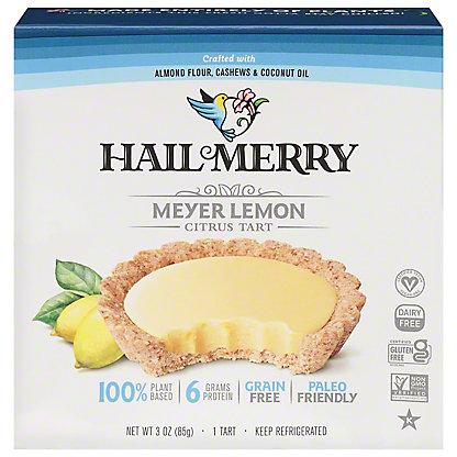 Hail Merry Meyer Lemon Tart,3 oz